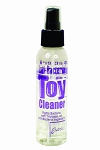 Anti Bacterial Toy Cleaner Calex 4.3 oz