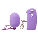 Ultra 7 Remote Control Egg - Purple