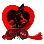 Lovers Choice Naughty & Nice Heart Gift Set