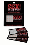 SEX! Scratch Tickets Game