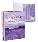 Book Smart The Lavenders Vibrator Kit