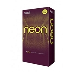 Ansell Lifestyle Neon Condoms (8 pk)