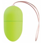 Shots Toys Vibrating Egg Medium Green