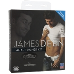 James Deen Signature Anal Trainer Kit