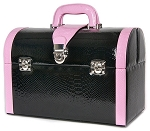 Devine Playchest Black with Pink Accent