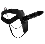 Fetish Fantasy Black Magic Vibrating Strap On