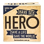 HERO Condoms - Super-Thin