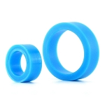 James Deen Signature Cock Ring Blue