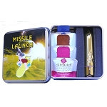 Missile Launch - Bullet and Personal Lubricant - Vivacious Venus