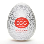 Tenga x Keith Haring Party Egg