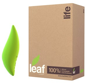 Life By Leaf - Waterproof Rechargeable Vibrator