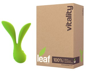 Vitality By Leaf - Waterproof Rechargeable Vibrator