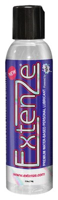Wet Extenze 4.8oz/138G Water - Based Lubricant