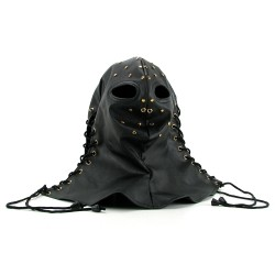 Fetish Fantasy Extreme Executioner Hood and Jock Strap