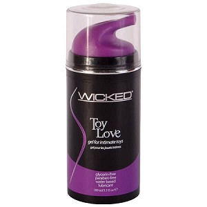 Wicked Toy Love Gel Lubricant 100ml